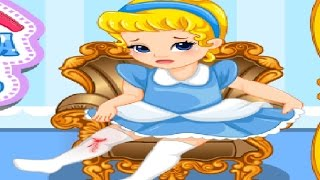 Baby Cinderella Doctor / Disney Princess Cartoon Games for Kids