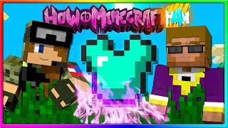 Minecraft - THE ULTIMATE ARMOR!   Episode 112 of H4M (How to Minecraft Season 4)