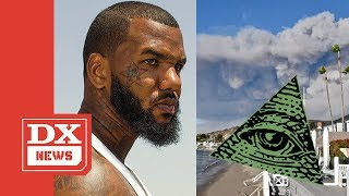 The Game Thinks California Wildfires Are A Conspiracy