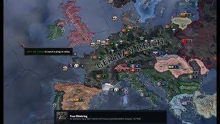 HOI4 Achievement Sunday - True Blitzkrieg