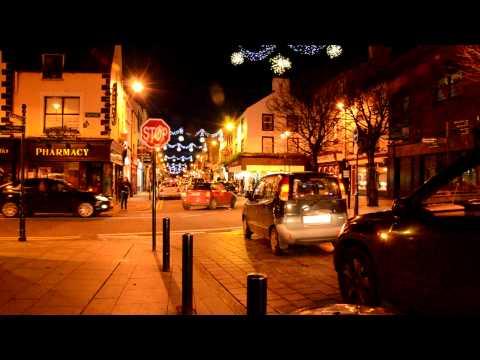 Main Street Killarney Kerry ISO 6400 Test Nikon D7000