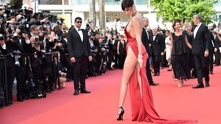 Bella Hadid Wears the Sexiest Dress We've Ever Seen at Cannes