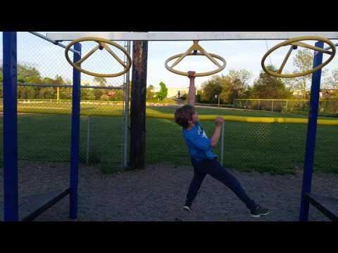 American Kid Ninja Warrior Canadian Style.