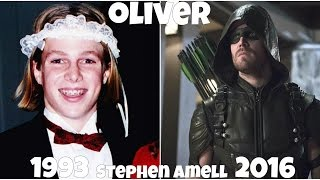 Arrow TV Show Actors, Before and After They Were Famous