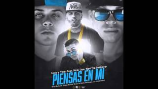 Kario & Yaret Ft  Nicky Jam Y Xavi The Destroyer – Piensas En Mi