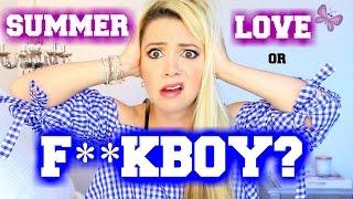 Quiz: Summer Love or F*CKBOY?