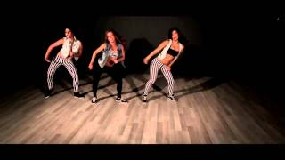 Bennie Man - King of da Dancehall - choreography by Andriana Petrova 'VS' DANCE