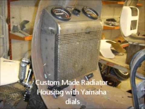Lambretta 350 YPVS Build Email .wmv