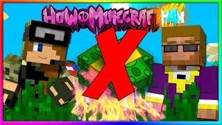 Minecraft - Broke as a Joke!   Episode 113 of H4M (How to Minecraft Season 4)