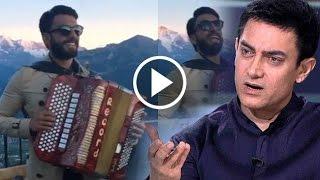 Ranveer Singh SINGS Aamir Khan's 'Pardesi Pardesi Jaana Nahi' In Switzerland   Bollywood Inside Out