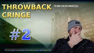 #2 THROWBACK CRINGE: Black Ops First Game with Clief101
