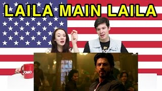 Fomo Daily Reacts To Laila Main Laila From Raees