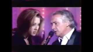 Lara Fabian - Michel Sardou - Je Vais T'aimer(english & french lyrics)