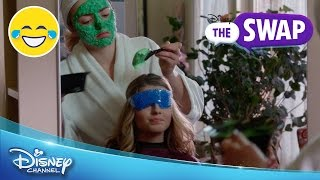 The Swap | Spa Trip | Official Disney Channel UK