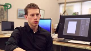 Steve Winchell Successful Graduate [Commercial Art/3D Animation] 1080p HD