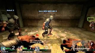 Left 4 dead 2: carrera de hunter  (con tank rush) parte 2/2