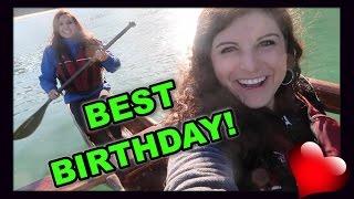 I GAVE HER THE BEST BIRTHDAY!!!