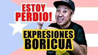 Aprendiendo palabras de Puerto Rico Fail y risas