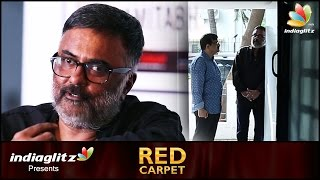 My salary is high because others get underpaid : PC Sriram Exclusive Interview | Red Carpet | Balki