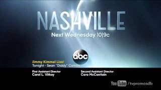 Nashville 2x06 It Must Be You 2013 TV Show Trailer