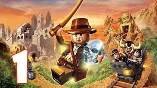 Zagrajmy w LEGO Indiana Jones 2: Przygoda Trwa odc.1 Kryształowa Czaszka