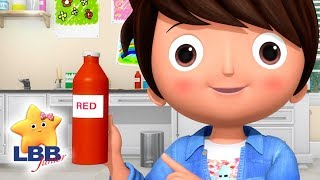 Mixing Colours Song - Part 2   Little Baby Bum Junior   Kids Songs   LBB Junior  Songs for Kids