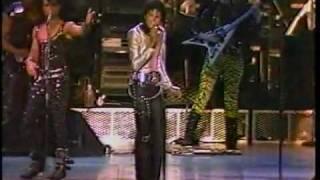 Michael Jackson  Heartbreak Hotel Live Yokohama
