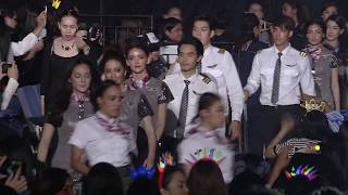 Crazy in love | love is in the air channel 3 charity concert | รวมนักแสดง ช่อง 3