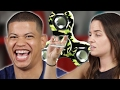 High People Try Fidget Spinners mp3