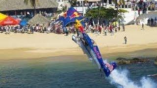 Amazing Red Bull Stunt Flying