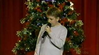billy gilman  o holy night the night before christmas 2000
