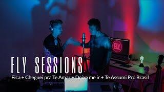 Fly Sessions - Medley AnaVitória + Livinho & Ivete + 1Kilo + Matheus&Kauan