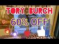 TORY BURCH 60% OFF