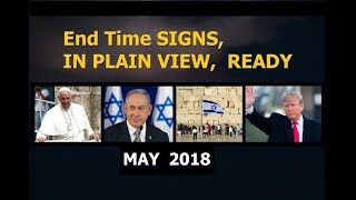 End Time SIGNS, IN PLAIN VIEW,  READY