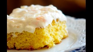 Sunshine cake Recipe