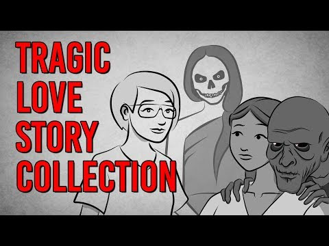 Tragic Love Story Collection Something Scary Snarled