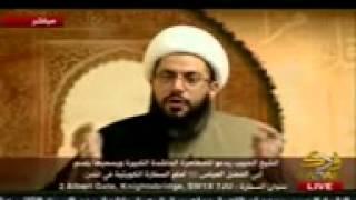 ياسر الحبيب ؟ ليس الشيعي من ينحر السني بل الارهابي السني يذبح الشيعة للاستمتاع فقط