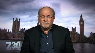 Salman Rushdie on identity politics, trigger warnings and the weirdness of reality