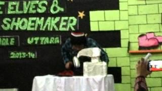 Elves & Shoe Maker Drama