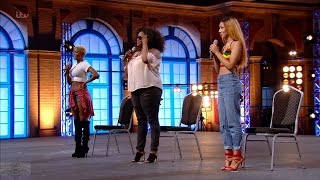 The X Factor UK 2016 Bootcamp Group 9 Performance Full Clip S13E08