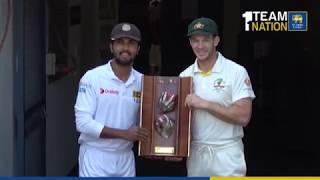 Sri Lanka Skipper Dinesh Chandimal's Pre-Match Conference ahead of 1st Test v Australia