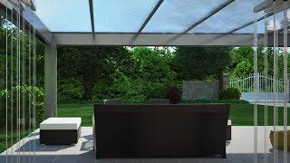 Akraplast Sistemi: Sun Modul in veranda