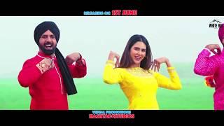 Kurta Chadra (Song Promo) Gippy Grewal, Mannat Noor | Carry On Jatta 2 | White Hill Music