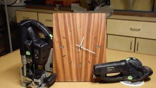 FESTOOL Domino Clock