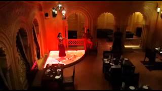 Egyptian bellydance with live darbooka