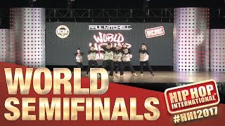 Andrea Mendes Family - Brazil (Junior Division) at HHI2017 Semifinals