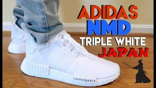ADIDAS NMD (TRIPLE WHITE)