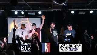 Beat Rhino vs NaPoM / Quarter Finals - American Beatbox Championships 2014