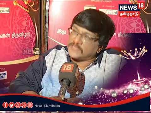 Xxx Mp4 Writer Manushyaputhiran Wishes Magudam Awards News18 Tamil Nadu 3gp Sex