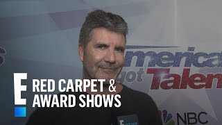 Simon Cowell Talks Comparing Mandy Harvey to Adele | E! Live from the Red Carpet